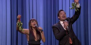 rashida jones and jimmy fallon out the parodies