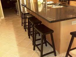 saddle seat bar stool with metal base home furniture blog