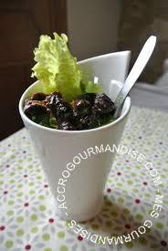comment cuisiner des palombes salade de gésiers de palombes confits accrogourmandise