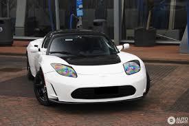 tesla supercar tesla motors roadster sport 2 5 16 april 2017 autogespot