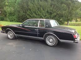 Monte Carlo 2 Door 1980 Chevrolet Monte Carlo Landau Coupe 2 Door 4 4l Black 40k Mi