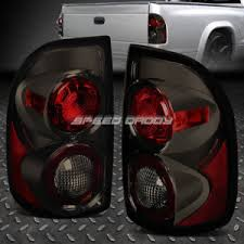 98 dakota tail lights for 1997 2004 dodge dakota smoked housing altezza euro tail light