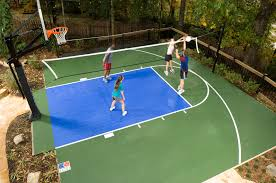 backyard volleyball net size home outdoor decoration