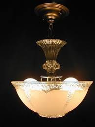 new brass bead chain for antique three chain art deco vintage light fixture chandelier 10 00