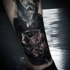 Lower Leg Tattoo Ideas 100 Stormtrooper Tattoo Designs For Men Star Wars Ink Ideas