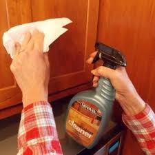 best way to clean wood kitchen cabinets kitchen cabinet cleaning products dayri me