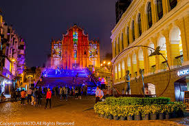 the lights fest ta 2017 macao light festival 2017 vacations travel magazine