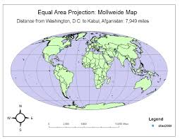 Map Projection Geog 7 Intro To Gis Lab 5 Map Projections In Arcgis