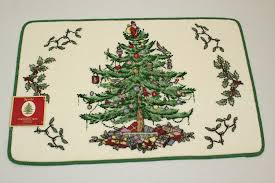 amazon com christmas tree spode bath rug home u0026 kitchen