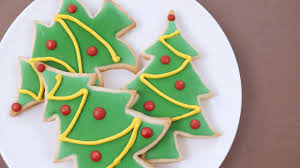 how to decorate christmas sugar cookies youtube