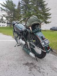 ic 350 иж 49 ish 49 ic 49 350 cm 1955 motorcycle nettimoto