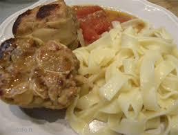 cuisiner les paupiettes de porc paupiettes de porc aux tomates et lardons recette facile