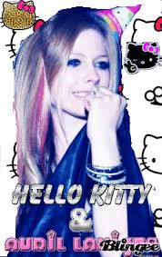 kitty u0026 avril lavigne picture 127673343 blingee