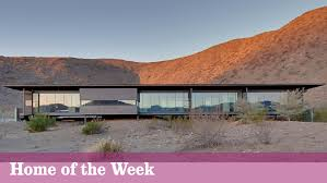an architectural jewel in the desert la times