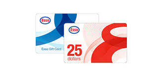 prepaid gas cards esso credit cards gift cards rewards cards and speedpass esso