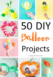 50 DIY Balloon Decorating Ideas • Page 2 of 2 • Cool Crafts