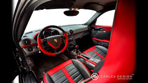 pink porsche interior custom car interior photo gallery
