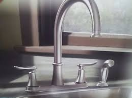 moen solidad kitchen faucet moen solidad spot resist stainless 2 handle high arc kitchen