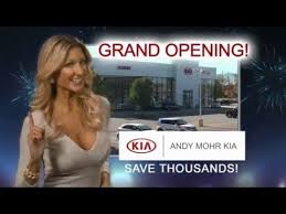 kia commercial actress andy mohr kia january 2016 tv commercial indianapolis indiana