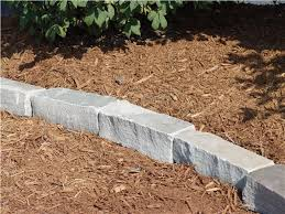 confederate gray tumbled edging semco outdoor landscaping