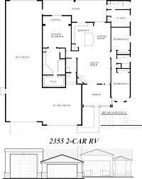 Home Plans With Rv Garage by Sunset Homes Of Arizona Experienced Builder
