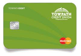 debit cards debit cards local credit union banks towpath credit union