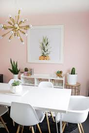 Colors For Dining Room by Best 25 Pink Dining Room Furniture Ideas Only On Pinterest Pink
