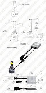led headlight kit 9005 led headlight bulbs conversion kit led