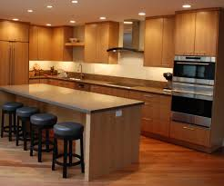 kitchen island stools and chairs dashing hanging kitchen appliance set over unfinished wooden