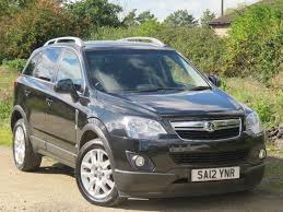 used vauxhall antara cars for sale in northampton