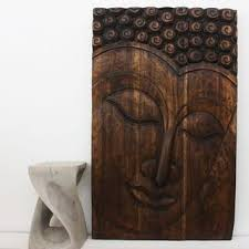 wood wall sculptures for less overstock