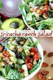 26 best sriracha salads images on pinterest salads salad