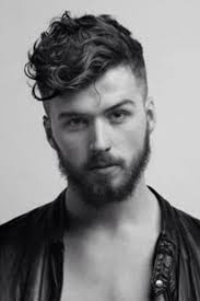 hairstyles for curly haired square jawed men 25 ultra modern hairstyles haircuts for naturally curly hair men