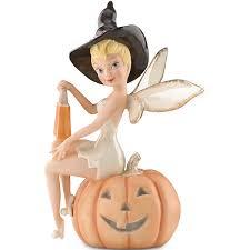 halloween figurine disney u0027s tink u0027s halloween treats figurine friends