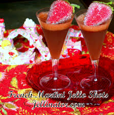 french martini sparkling jello shots recipe without champagne jellinator