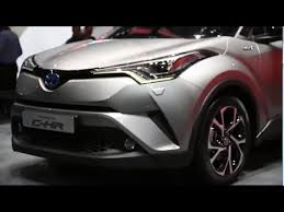 toyota new 2017 2017 toyota chr first look new car youtube
