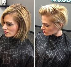 fine graycoming in of short bob hairstyles for 70 yr old 272 best hair images on pinterest blonde hair cuts medium bob