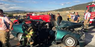 monster truck show accident 16 year old male in serious condition after cedar city crash