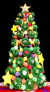 cupcake christmas tree ornaments christmas lights decoration