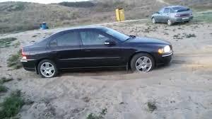 2003 s60 volvo s60 2 5t awd vs sand volvo s60 полный привод на песке