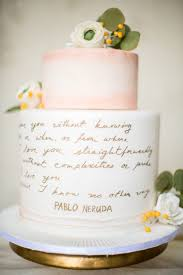 wedding cake message ideas 28 images bronze and white fall