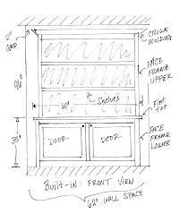 kitchen cabinet dimensions standard drawing exitallergy com
