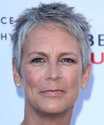 short hairstyles for older women with gray hair short haircuts