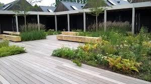 contemporary gardens stewart landscape construction