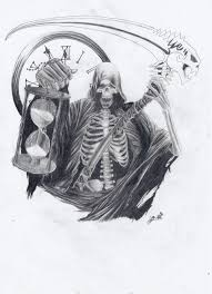 grim reaper tattoo design semar victory vision customizing