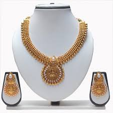 bridal gold set gold bridal jewellery designs with price gold necklace