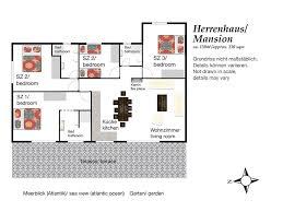 spanish hacienda floor plans apartment casa herrenhaus finca montimar guía de isora spain