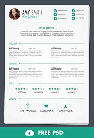 free template for resume what s for designers this week 1 template cv template and