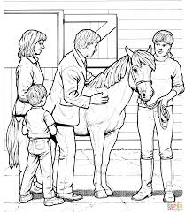 printable 30 free printable realistic horse coloring pages 3801