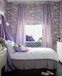 good looking purple color curtains for girls best curtains